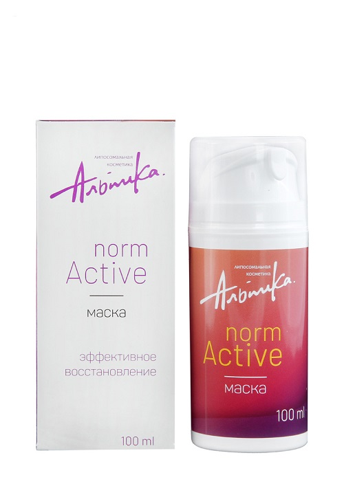 Маска Norm Active, 100 мл.